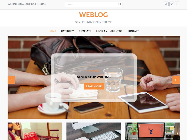 fwp-strona-z-cms-themes-wp-2016-blog-newsy-weblog