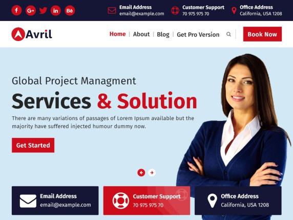 strona biznesowa